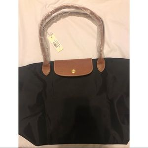 Longchamp Black Bag